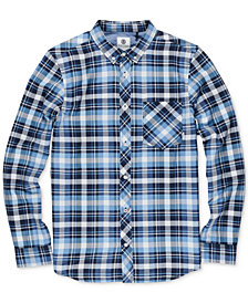 Element Men's Goodwin Plaid Button-Down Shirt