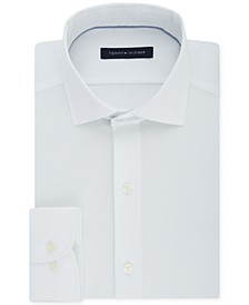 Men's Big & Tall Classic/Regular Fit Non-Iron Stretch Dress Shirt