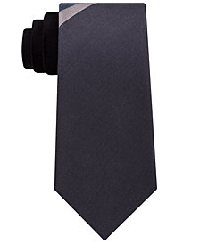 Kenneth Cole Reaction Men's Indigo Panel Tie