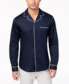 I.N.C. Men's Pajama Shirt, Created for Macy's