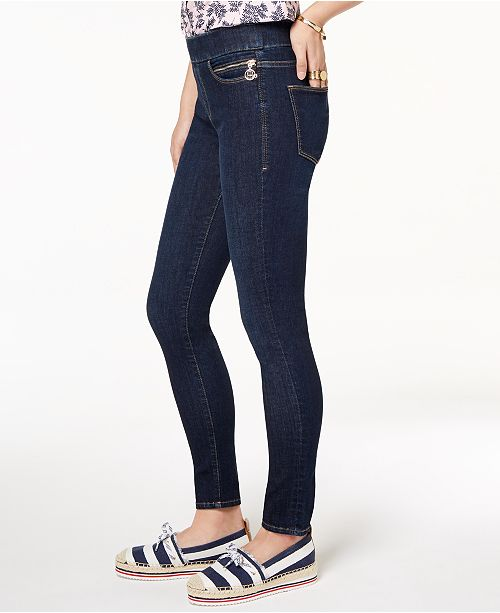 3de6f2cc8 Tommy Hilfiger Gramercy Pull-On Skinny Jeans & Reviews - Jeans ...
