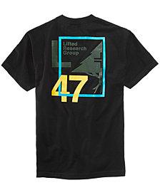 LRG Men's Framed 47 Logo T-Shirt