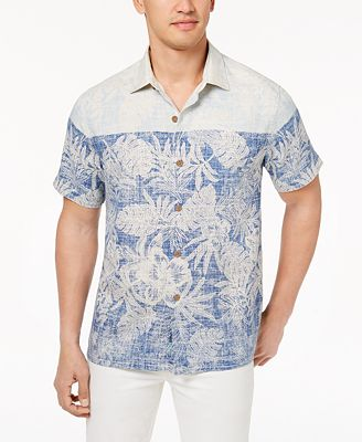Tommy Bahama Men's Rising Tide Tropical-Print Shirt