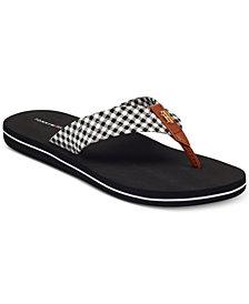 Tommy Hilfiger Women's Crispi Flip Flops