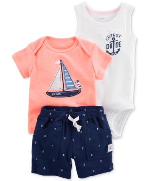 Carter's 3-Pc. Sailboat...