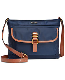 Calvin Klein Bailey Small Nylon Crossbody