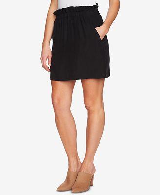 1.STATE Mini Skirt