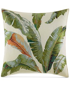 "Tommy Bahama Palmiers 20"" x 20"" Decorative Pillow"