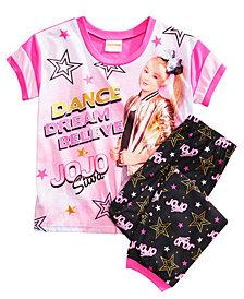 Nickelodeon's® JoJo Siwa 2-Pc. Pajama Set, Little Girls & Big Girls