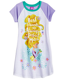 Disney's® Tangled Rapunzel Nightgown, Little Girls & Big Girls