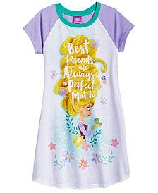 Disney's® Tangled Rapunzel Nightgown, Little Girls & Big Girls