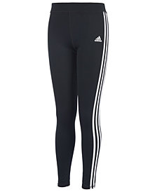adidas Big Girls Full-Length Leggings