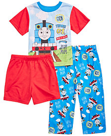 Thomas & Friends 3-Pc.  Pajama Set, Toddler Boys
