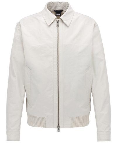 BOSS Men's Water-Repellent Jacket