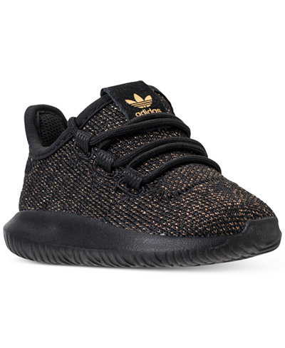 adidas Toddler Girls' Tubular Casual Sneakers from Finish Line