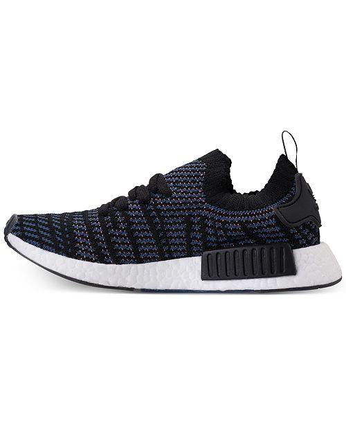wholesale dealer fd8e1 99282 ... adidas Women s NMD R1 STLT Primeknit Casual Sneakers from Finish Line  ...