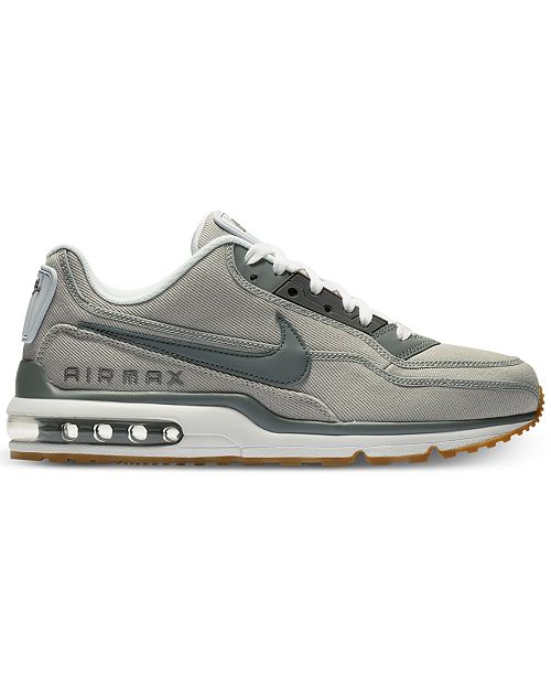 Nike Men's Air Max Ltd 3 Txt Running Sneakers from Finish Line Nn1ubGI