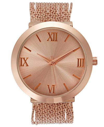 Charter Club Women's Multi-Chain Bracelet Watch 37mm, Created for Macy's
