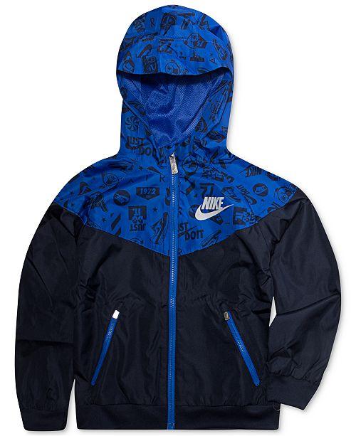 Nike Sportswear Windrunner Hooded Jacket 0a13c717e