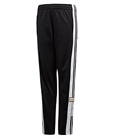 adidas Originals Adibreak Snap Pants, Big Boys
