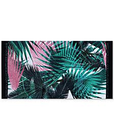 "Body Glove Palm Cotton 36"" x 70"" Graphic-Print Beach Towel"