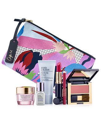 Receive your FREE 7-Pc. gift with any $37.50 Estée Lauder purchase