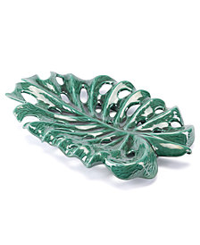 Zuo Jungle Green Large Tray
