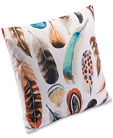 Zuo Plumas Two Pillow
