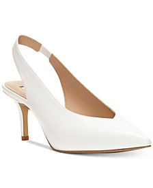 I.N.C. Women's Varinaa Slingback Pumps, Created for Macy's