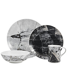 Mikasa Aiden Platinum 4-Piece Place Setting