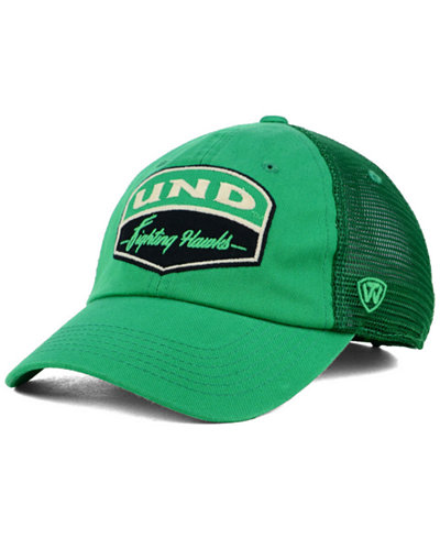 Top of the World North Dakota Fighting Hawks Society Adjustable Cap