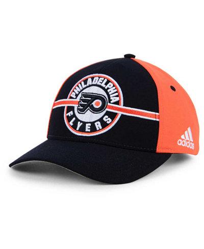 adidas Philadelphia Flyers Circle Adjustable Cap