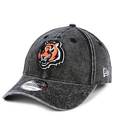 New Era Cincinnati Bengals Italian Washed 9TWENTY Cap