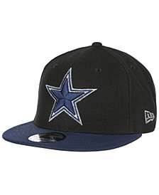 New Era Dallas Cowboys Heather Pop 9FIFTY Snapback Cap