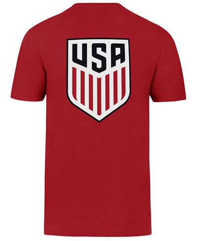 '47 Brand Men's FIFA World Cup USA National Team MVP Splitter T-Shirt