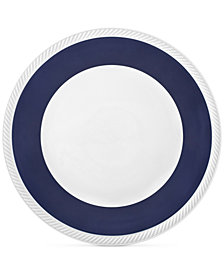 Michael Aram Twist Midnight  Dinner Plate