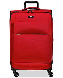 "Revo Airborne 29"" Softside Expandable Spinner Suitcase, Created for Macy's"