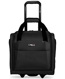 CLOSEOUT! Revo Airborne Under-Set Carry-On Wheeled Suitcase, Created for Macy's