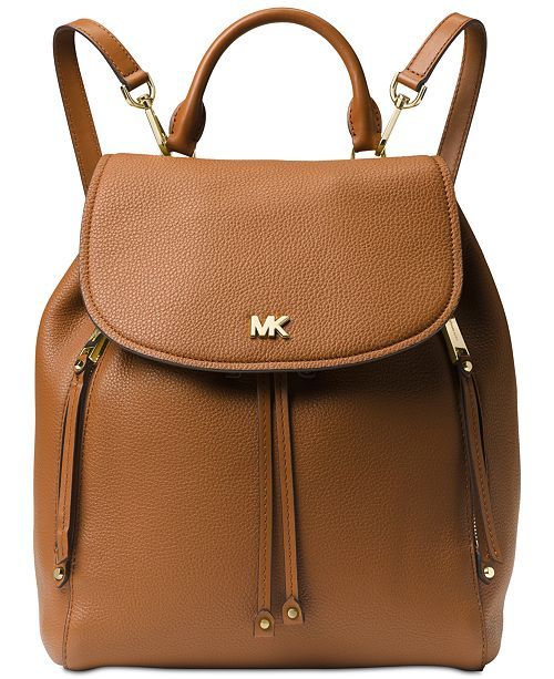 d1ea1d6f0b43 Michael Kors Evie Backpack   Reviews - Handbags   Accessories ...