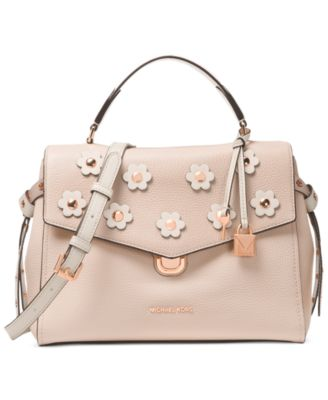 michael kors bristol top handle satchel handbags accessories rh macys com