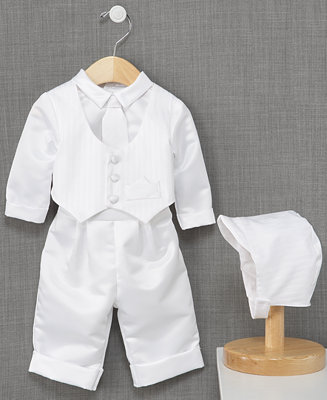 Lauren Madison Baby Boys Suit Baby Boys Christening Suit