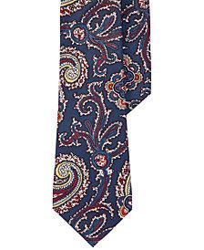 Lauren Ralph Lauren Men's Paisley Silk Tie