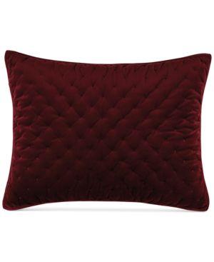 Croscill Carissa Velvet Standard Sham Bedding 5770497