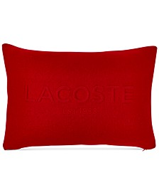 "Embossed Jersey 12"" x 18"" Decorative Pillow"