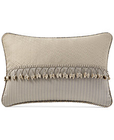 "Waterford Landon 12"" x 18"" Decorative Pillow"