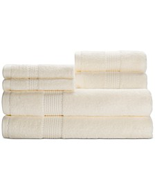 Cromwell Cotton 6-Pc. Towel Set