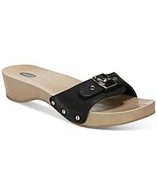 Women's Classic Slide Sandals