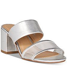 Esprit Sophia Strappy Slide Dress Sandals