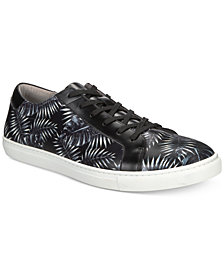 Kenneth Cole New York Men's Kam Palm Leaf Sneakers