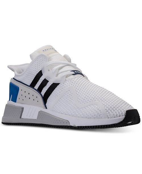 the latest e324d 3d472 ... adidas Mens Originals EQT Cushion ADV Casual Sneakers from Finish ...